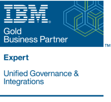 IBM Gold Business Partner - Expert - Unified Governance & Integrations